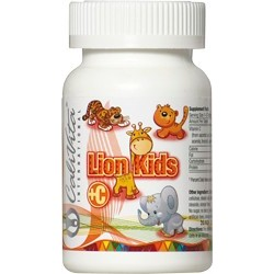 LION KIDS C - vitamina C masticabila pentru copii 100% naturala