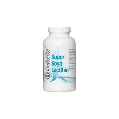Super Soya Lecitin 100 de capsule ce te scapa de colesterol