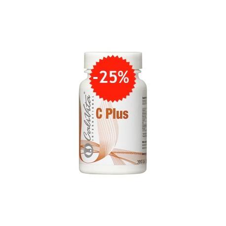 Promotie Calivita noiembrie 2013: 25% DISCOUNT C Plus