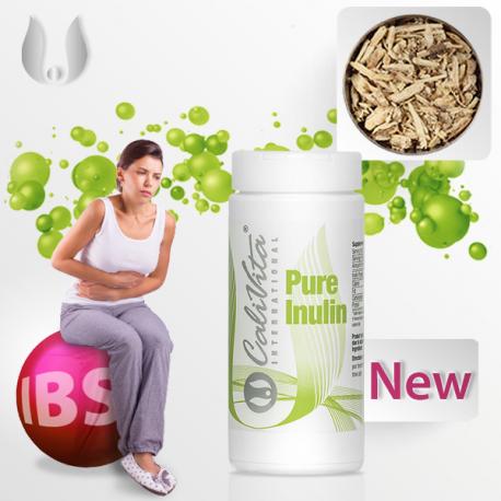 Pure Inulin - Fibre din Cicoare Pentru Sindromul Colonului Iritabil (IBS)
