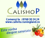 CALIVITA Magazin Partener-Calishop cu produse Noni CALIVITA