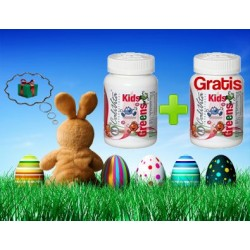 Super promotie Calivita: Kids Greens + C-1000