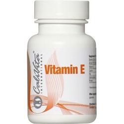 Vitamin E 100 UI - 100 capsule gelatinoase pentru regenerare