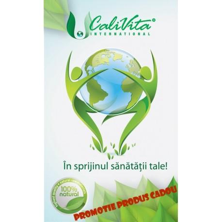 Promotie Calivita iunie-iulie 2013: Beta Carotene + Nopalin