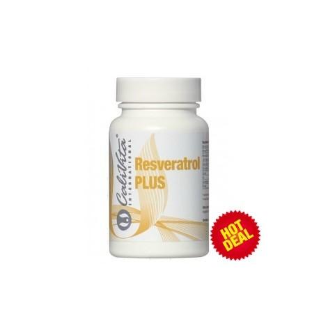 Promotie Calivita mai 2013: 20% DISCOUNT Resveratrol Plus