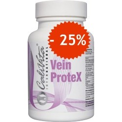 Promotie Calivita august 2013: 25% DISCOUNT Vein ProteX