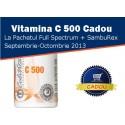 Promotie Calivita septembrie-octombrie 2013: SambuRex + Full Spectrum
