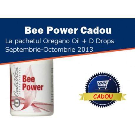 Promotie Calivita septembrie-octombrie 2013: Oregano Oil + D Drops
