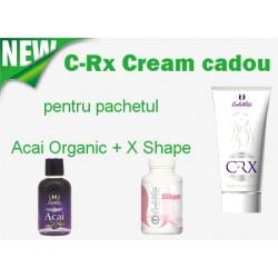 Promotie Calivita mai 2014: Acai Organic + XShape