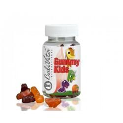 Gummy Kids Jeleuri Naturale cu Multivitamine si Minerale Pentru Copii