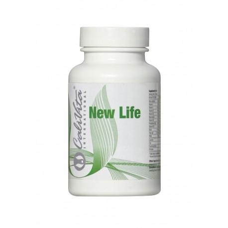 New Life Multivitamin pentru gravide si mame ce alapteaza