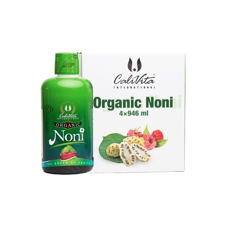 Promotie Calivita februarie 2013:1 x Organic Noni Cadou