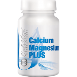 Strong Bones Plus K2 a devenit Calcium Magnesium Plus 100 Capsule