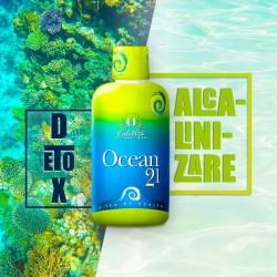 Ocean 21 - alge marine si aloe vera