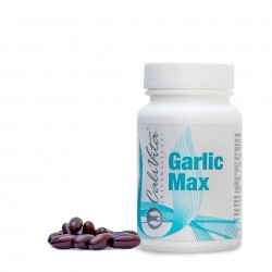 Garlic Max - antibiotic si detoxifiant din usturoi si patrunjel