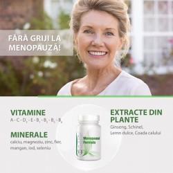 Menopausal Formula - te ajuta la menopauza
