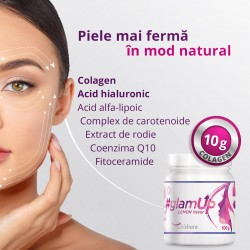 GlamUp CaliVita - bautura revolutionara de infrumusetare cu colagen, acid hialuronic si antioxidanti naturali