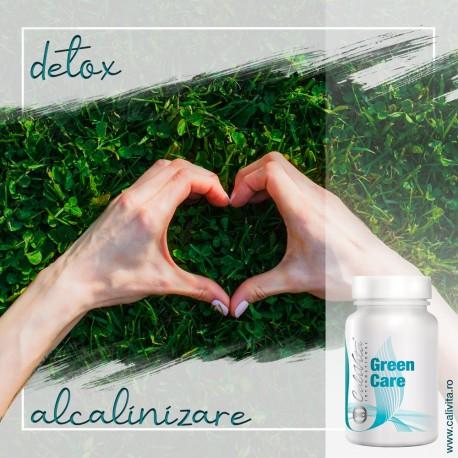 Green Care - extract din lucerna impotriva ulcerului